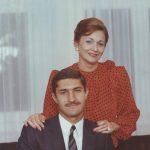 سوزان و علاء مبارك