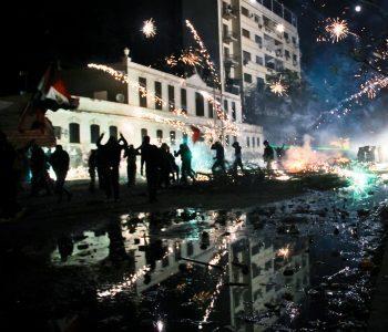 نوفمبر ٢٠١١ - معركة محمد محمود-وسط البلد