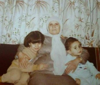 ليلاس و جدتها في دمشق