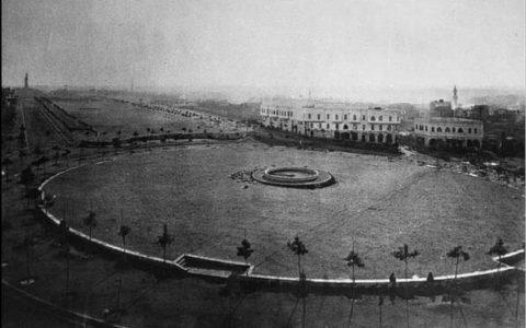 أقدم صورة لميدان التحرير – 1896