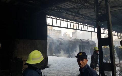 محرقة محطة مصر