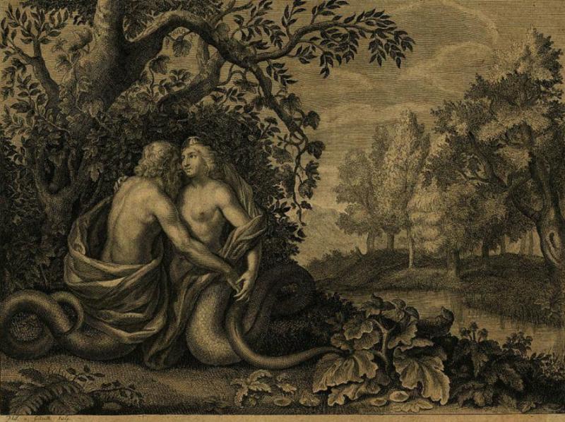 لوحة للفنان فيليب فان جانست