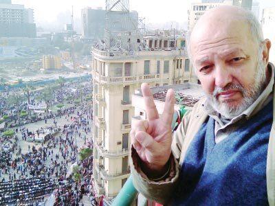 محمد خان خلال ثورة 25 يناير