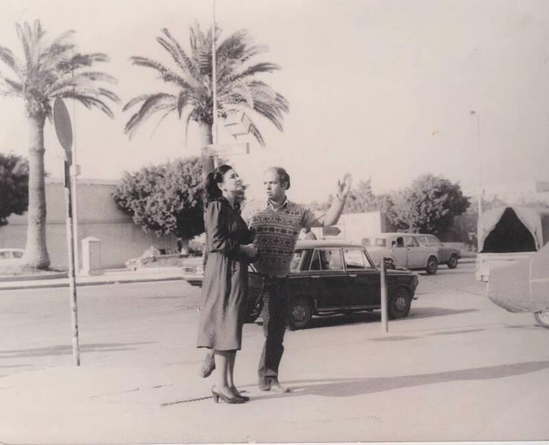 محمد خان و سعاد حسني
