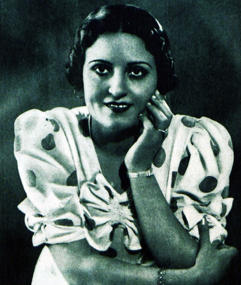 نادرة، الراديو المصري، أرشيف عامر ندروس