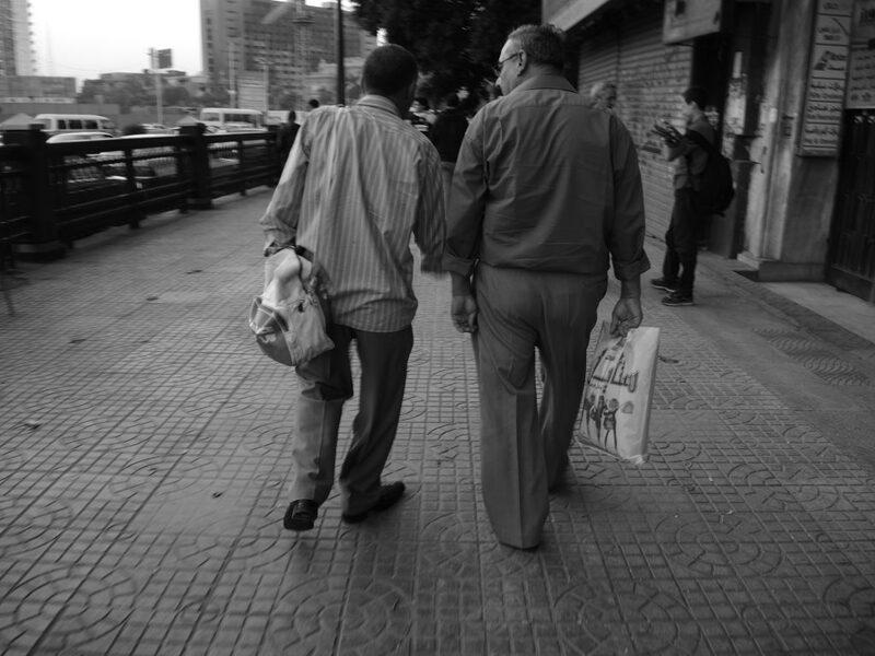 ميدان التحرير، القاهرة، أكتوبر ٢٠١٣
