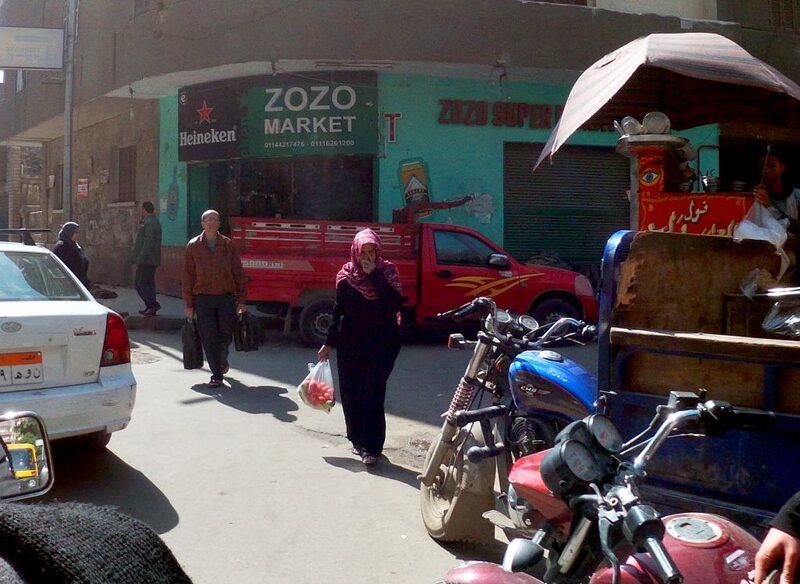 أيام الكورونا في القاهرة؛مارس-إبريل٢٠٢٠