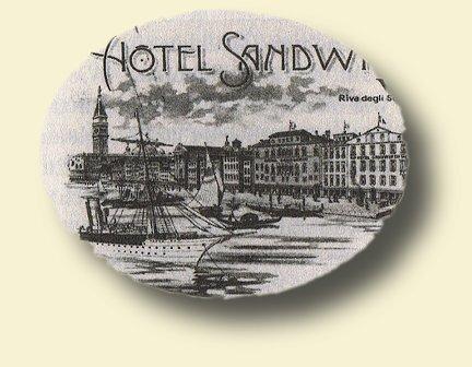 صورة اسم الفندق Sandwirth