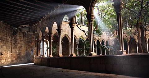 كنيسة سانتا آنا، برشلونة