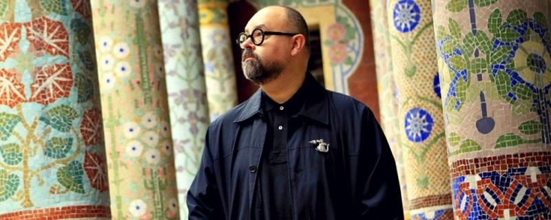 كارلوس ريز زافون في برشلونة