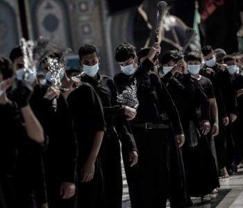 مراسیم عاشوراء بعد كورونا وثورة تشرین
