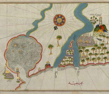 خريطة القاهرة في العصر العثماني